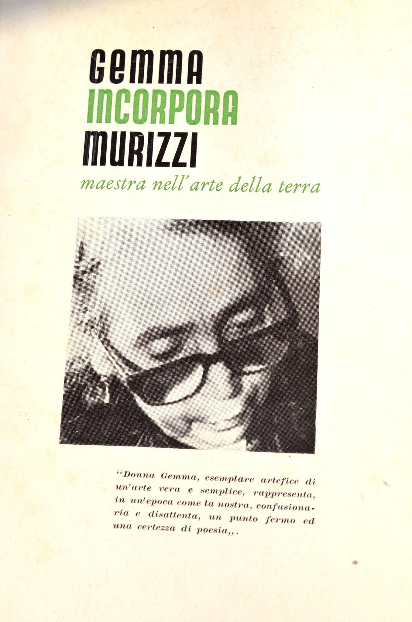 Gemma Incorpora Murizzi