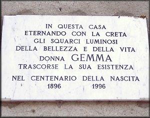 Gemma Marmo